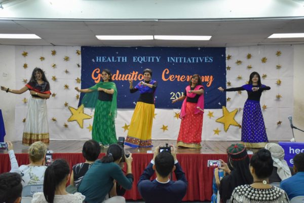 2019_CHW_Training_Dance by Tharisini, Vanessa, Shasvini, Hamsini and Mehwish